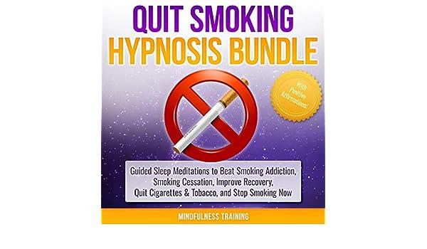 Amazon com: Quit Smoking Hypnosis Bundle with Positive