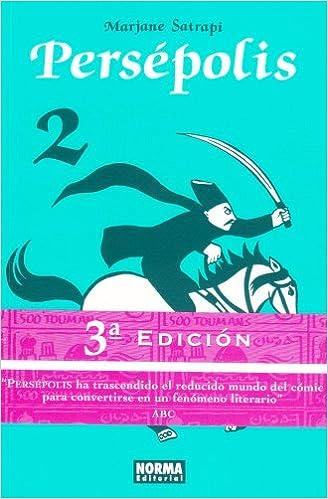 Persepolis 2 (Spanish Edition): Marjane Satrapi ...