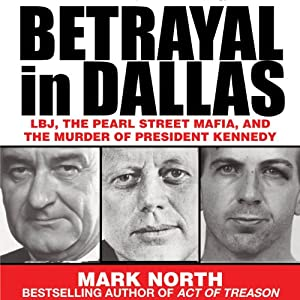 Betrayal in Dallas Audiobook