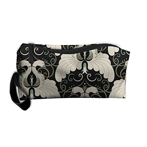 Cosmetic Bags With Zipper For Travel Goose Portable Ladies Hand Bag ()