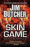 download ebook by jim butcher skin game: a novel of the dresden files (thorndike press large print basic: dresden files) (lrg) [hardcover] pdf epub