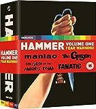 Hammer Volume 1: Fear Warning/ [Blu-ray]