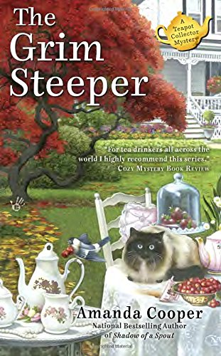 Grim Steeper Teapot Collector Mystery product image