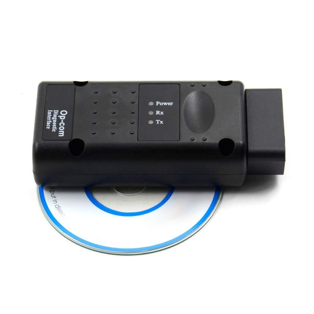 SoonCat Opel OBD2 OPCOM V1.99 OBDII Strumento Diagnostico Scanner Lettore di Codice OP-Com OBD2 Scanner per Auto