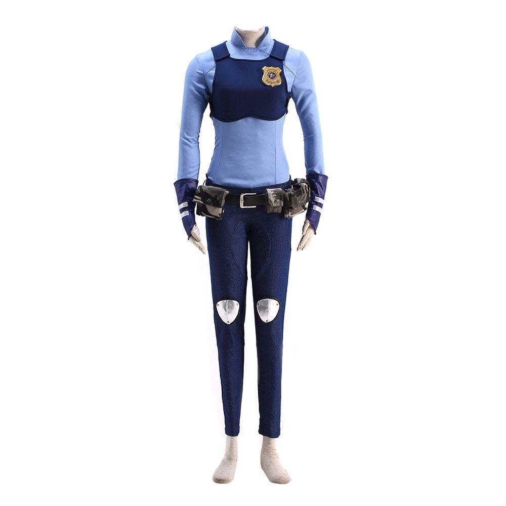 deportes calientes Zootopia cosplay costume Judy Judy Judy Hopps Ver.1 Police Uniform X-Large  diseños exclusivos