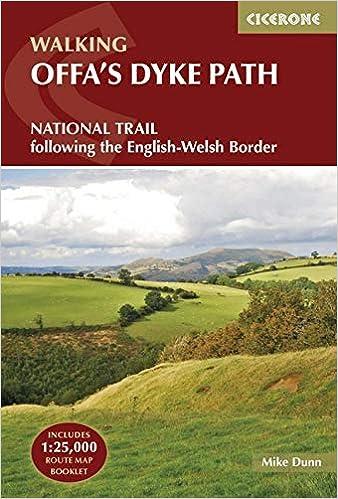 Offa's Dyke Path Guidebook (Cicerone)