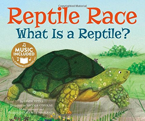 Reptile Race: What Is a Reptile? (Animal World: Animal Kingdom - Linda Is What