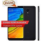Xiaomi Redmi 5 Plus Oficial Global Edition dual Chip Tela 6 Polegadas 32GB Camera 12MP (Dourado)