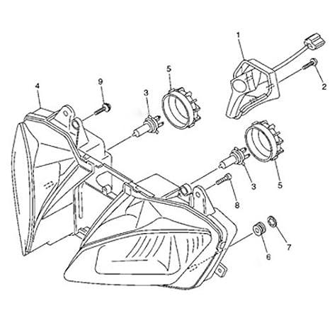 Yamaha R6 Engine Diagram Wiring Data