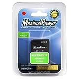 Maximalpower EN-EL12 li-ion battery for Nikon Coolpix S9300, S9100, S8100, S6100, P300, S6000, S8000, S8200, AW100, S70, S6200, S1100pj, S630, S1000pj, S610, S1200pj, S640, S710, S620, S610c, S6150, Fully Decoded, 3 yr warranty