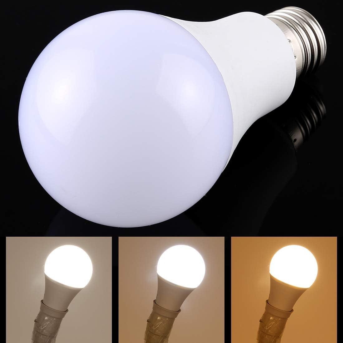 AC 85-250V Simas Denim LED Bulbs B22//E27 7W 250-600LM Intelligent LED Bulb Energy Saving Light with Three Color Temperature