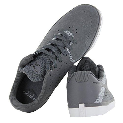 Nike SB Paul Rodriguez Ctd Grey Black Mens Trainers 42.5 EU