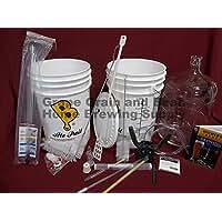 Brewer's Best RA-D1KL-DOQN DELUXE Beer Home Equipment Kit