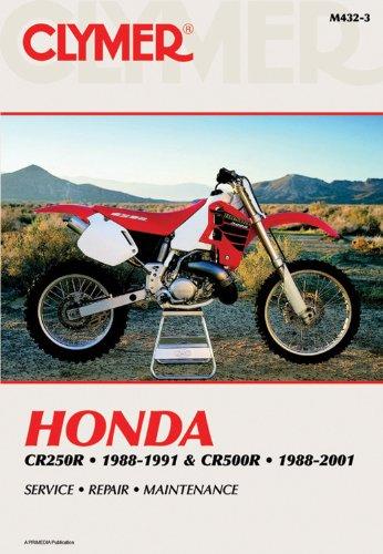 1989 Cr250 - 7