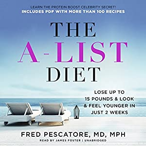 The A-List Diet Audiobook