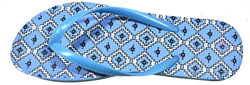 Flops amp; Blue Diamonds Flip Ladies Wear Beach Summer Collection OCTAVE Colours Design Various Styles Light wxzXqTR4