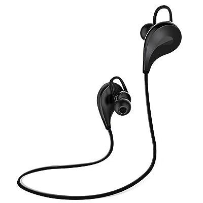 Hrph Bluetooth 4.1 auriculares con micrófono de música Moda auricular inalámbrico para iPhone 7 Plus HUAWEI Mate 9