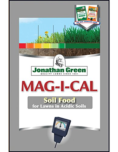[Jonathan Green & Sons, 11353 Mag-I-Cal Coverage, Pelletized Calcium Fertilizer, 5000 sq. ft.] (Mag Green)