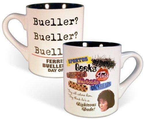 14oz Ferris Bueller's Day Off Coffee Mug
