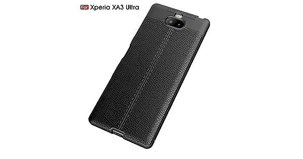 Amazon.com: Cellphone Protective Soft Cover Case Litchi ...