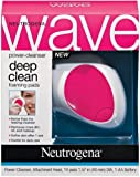 Neutrogena Wave Power-Cleanser and Deep Clean Foaming Pads