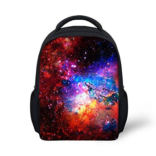 Galaxy Children Backpack Bookbag Daypack