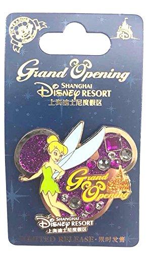 (Disney Shanghai Resort Grand Opening Tinker Bell Tinkerbell Limited Release)