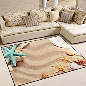 51hoHfr12SL._SS300_ Starfish Area Rugs For Sale