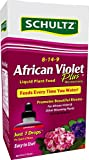 Schultz SPF44900 African Violet Plus Liquid Plant Food 8-14-9, 4 oz