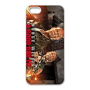Die Hard iPhone 4 4s Cell Phone Case White zcux
