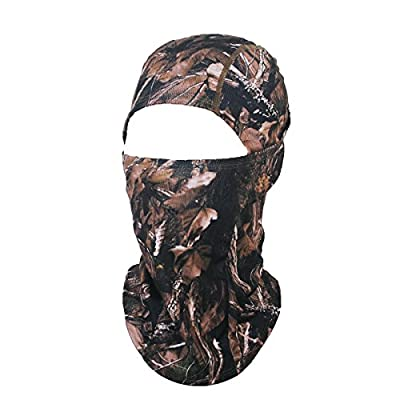 Explore Land Multi Functional Breathable Balaclava Hunting Camouflage Face Mask