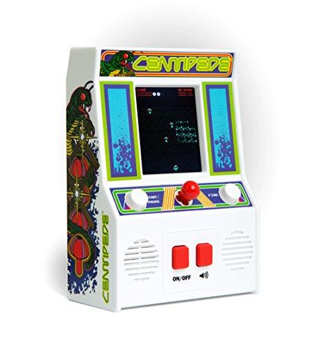 Arcade Classics - Centipede Retro Handheld Arcade - White Mini Blast