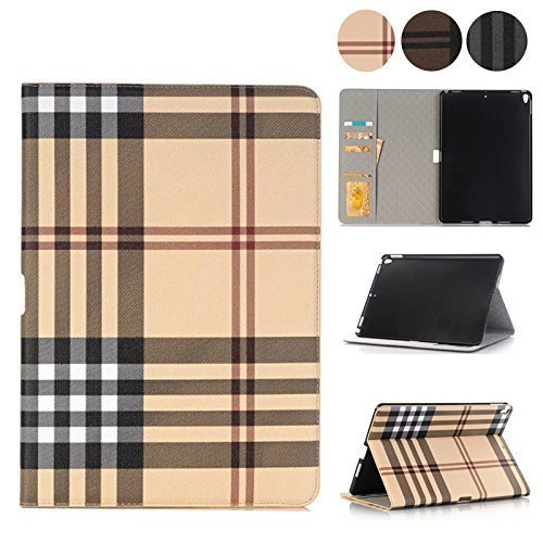 iPad Pro 12.9 Case, Vacio PU Leather Screen Protective Luxury Book Style Folio Case Design Multi-Angle Viewing Stand Book Cover for iPad Pro 12.9 -A02 by Vacio