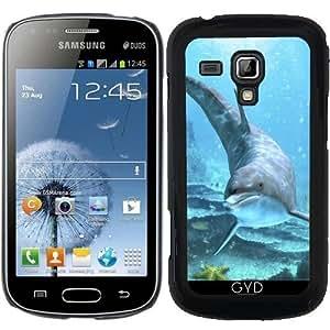 Funda para Samsung Galaxy Trend S7560 - Delfines 1 by Gatterwe