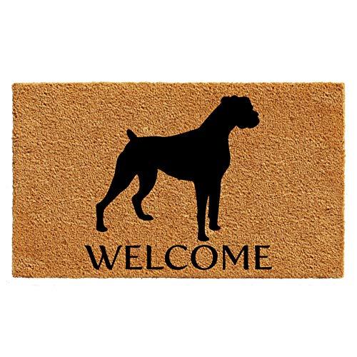 Calloway Mills AZ105581729 Boxer Doormat, 17