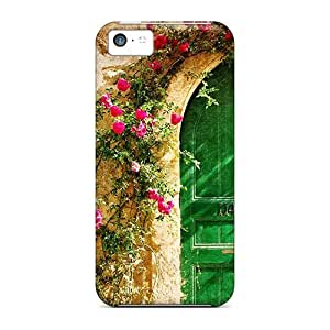 Awesome DrunkLove Defender Tpu Hard Case Cover For Iphone 5c- Picturesque Old House