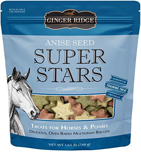 Ginger Ridge Super Star Horse Treats, 1.65 Lb ()