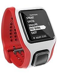 TomTom Runner Cardio GPS Watch (White)