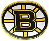 The Northwest Company NHL Boston Bruins Cloud Logo Pillow, One Size, Multicolor