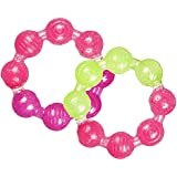 Munchkin Teether Toy, Fun Ice Ring (Pack of 2)