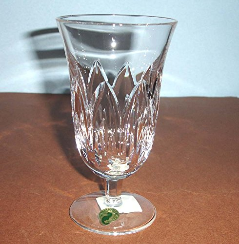 Waterford Crystal Ballylee Iced Beverage Glass Made in Ireland 12 Oz. New