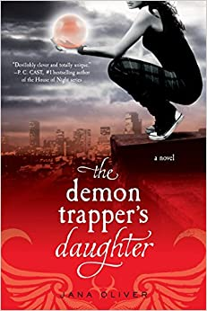 Book Demon Trappers Daughter