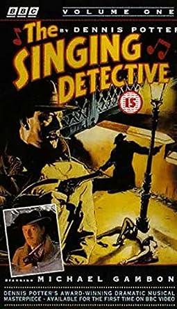Singing Detective Vol. 1 [Reino Unido] [VHS]: Amazon.es ...
