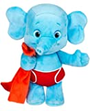 """Word Party - Bailey 10"""" Stuffed Plush Baby With Blanket - Snuggle and Play"""