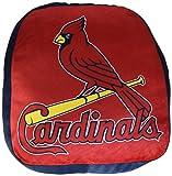 The Northwest Company MLB Arizona Cardinals Cloud Logo Pillow, One Size, Multicolor