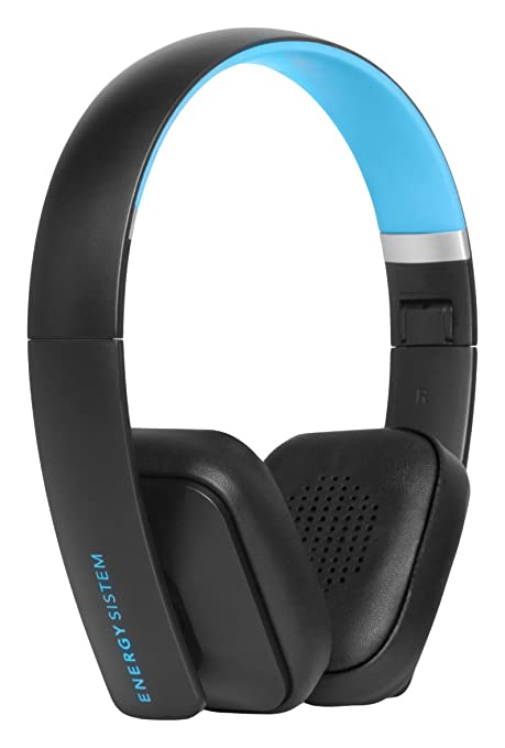 Energy Sistem ENE39689 - Auriculares con Bluetooth, color azul
