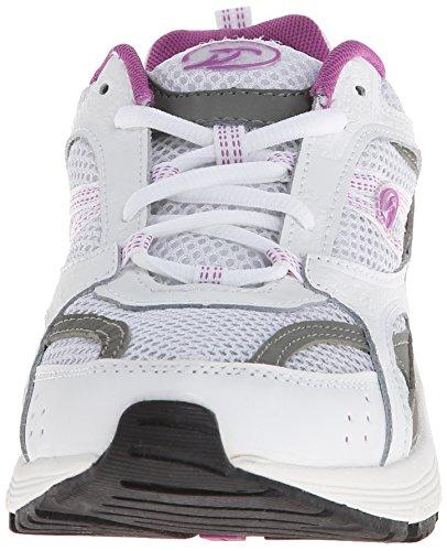 Dr. Sneaker Di Moda Da Donna Bianca / Viola Di Curry-ls Di Scholls