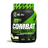 MusclePharm 100% Whey Isolate, Pure Isolate Protein Powder with 0 Carbs, Vanilla Ice Cream, 24 Grams of Protein Per Serving, Whey Isolate Protein, Quality Protein Powder, 2-Pounds, 33 Servings Review