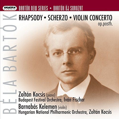 bartok violin concerto Bartók's concerto for orchestra is an and offers the chance to hear star violinist ning feng in either brahms's violin concerto or bruch's.