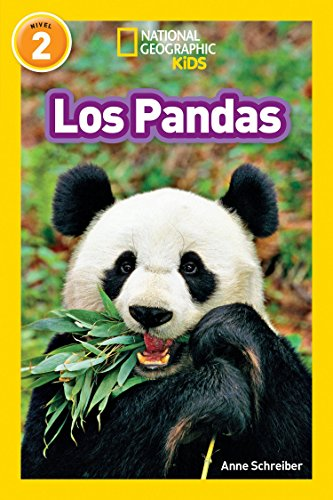National Geographic Readers: Los Pandas (Spanish Edition) by National Geographic Children's Books